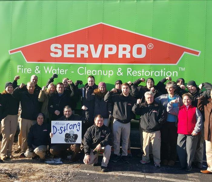 SERVPRO® of Washington County is #DSTRONG